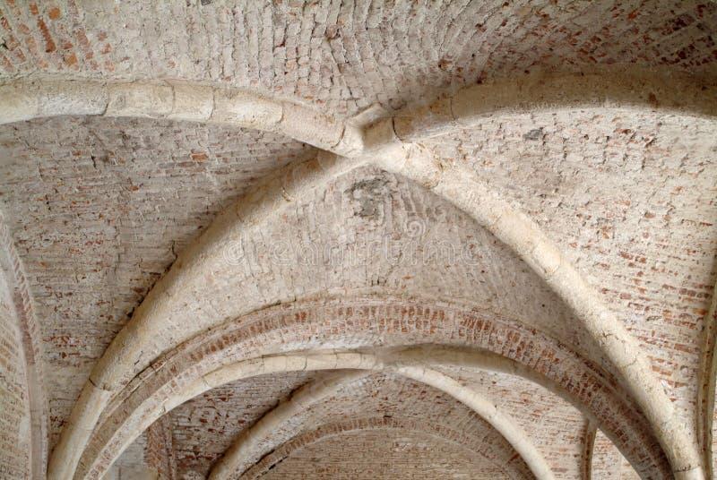 стародедовский каменный свод стоковые изображения