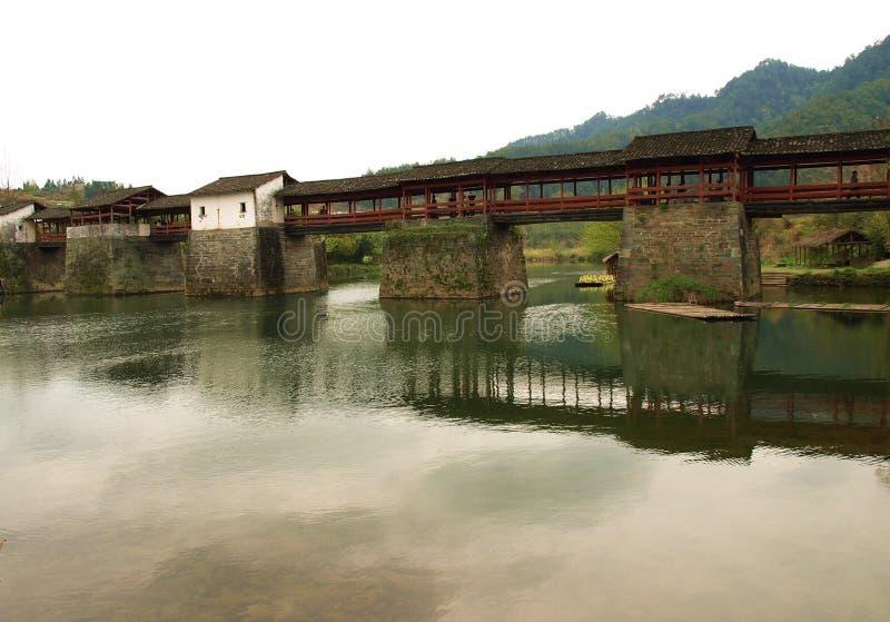 стародедовский мост стоковое фото