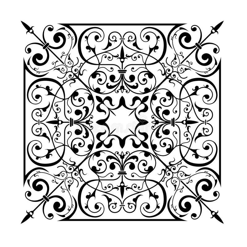 стародедовский орнамент бесплатная иллюстрация