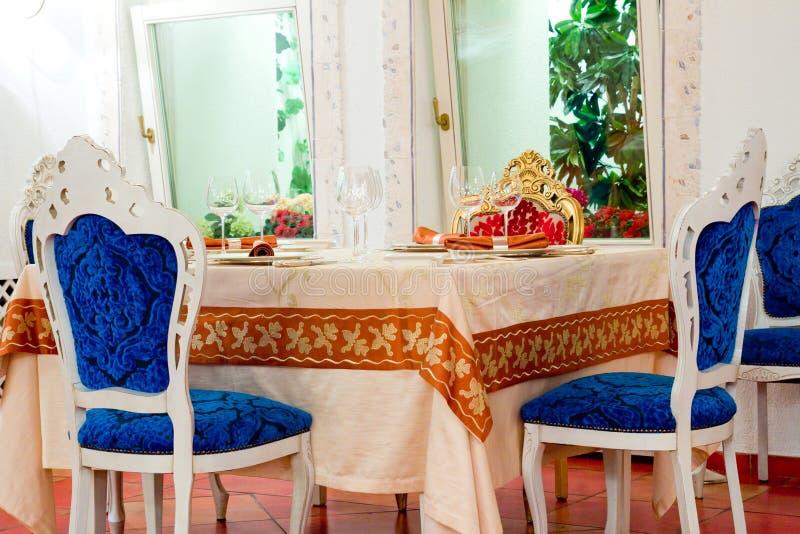 стародедовский ресторан стоковая фотография rf