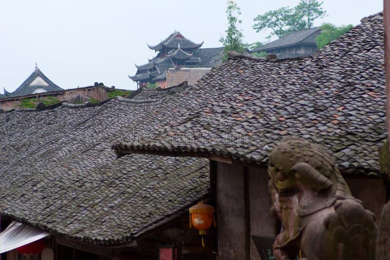 стародедовское деревянное стоковая фотография rf