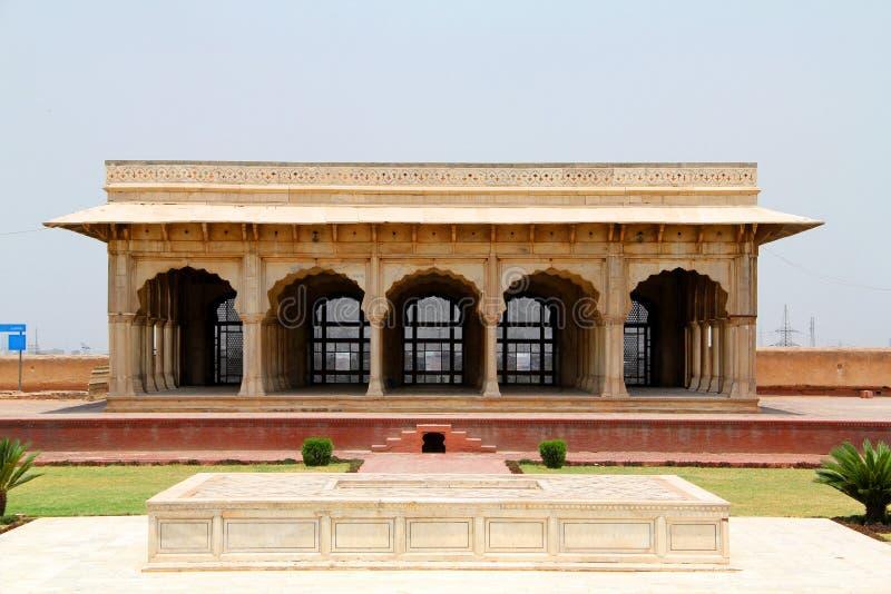 стародедовское зодчество mughal стоковое фото rf