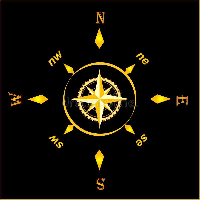 стародедовское золото компаса бесплатная иллюстрация