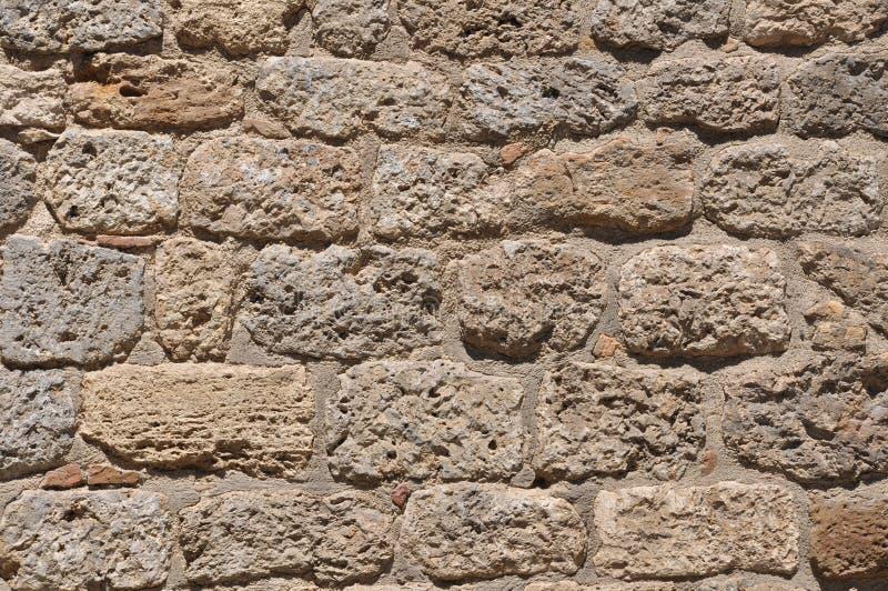 Стародедовское каменной стены старое стоковое изображение rf