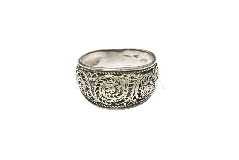 Старое кольцо стоковое изображение