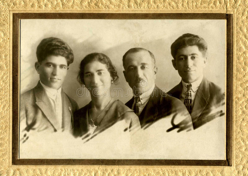 Старое фото стоковые изображения rf