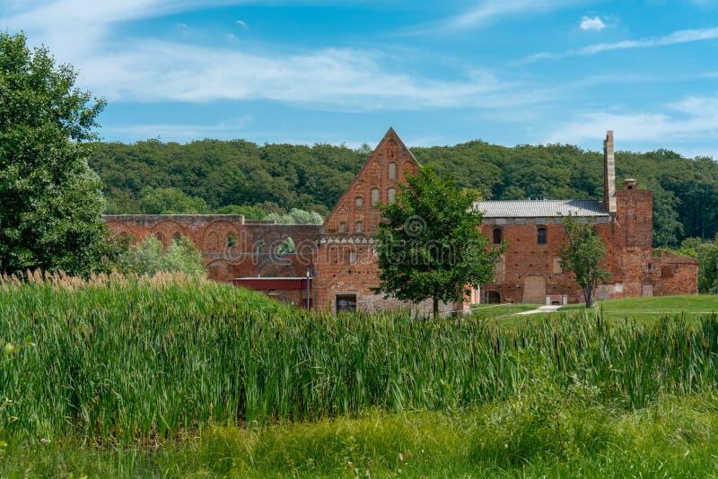 Старое Kornhaus в плохом Doberan стоковые фото
