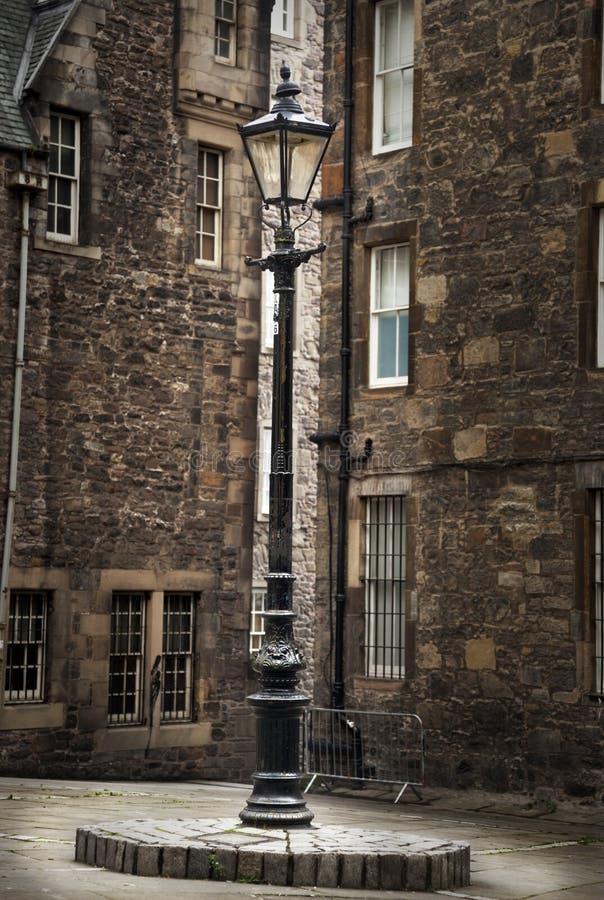 Старомодный Эдинбург стоковые изображения
