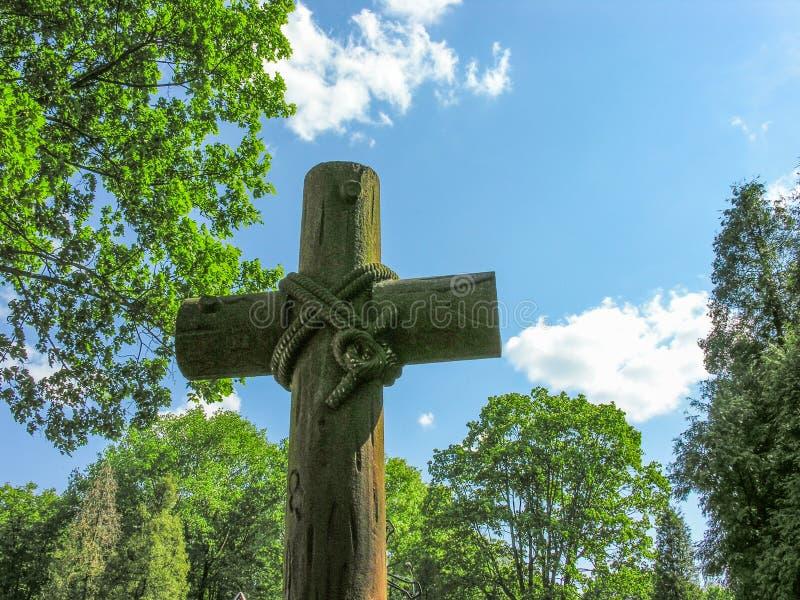 стародедовская надгробная плита стоковые фотографии rf
