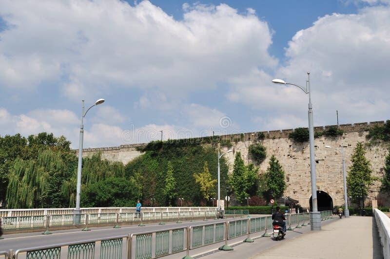 стародедовская стена города стоковые фотографии rf