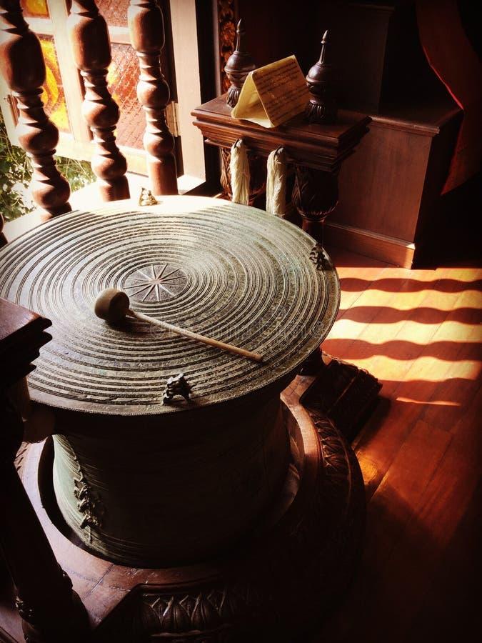 стародедовский барабанчик стоковые фото