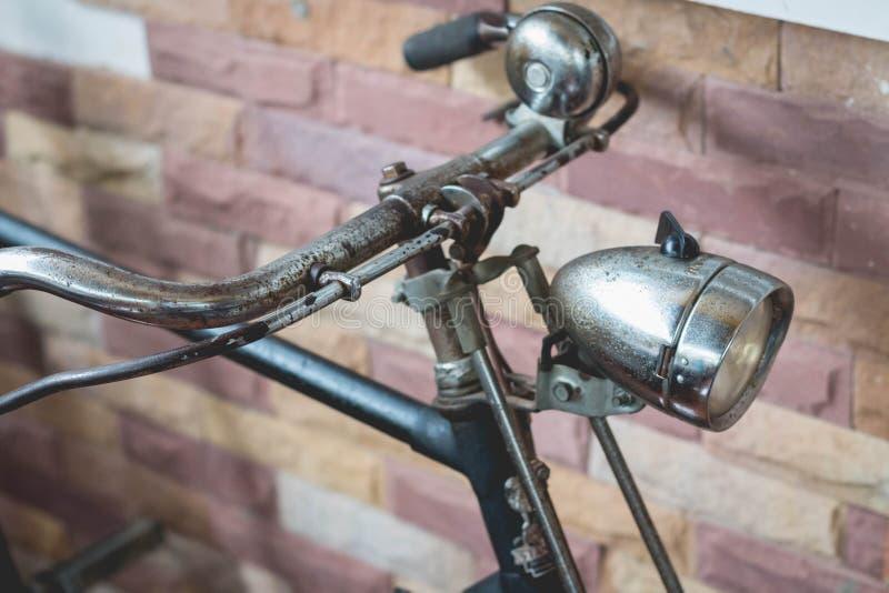 стародедовский велосипед стоковое изображение