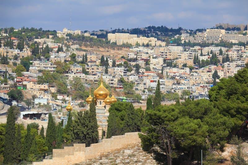 стародедовский Иерусалим стоковые фото