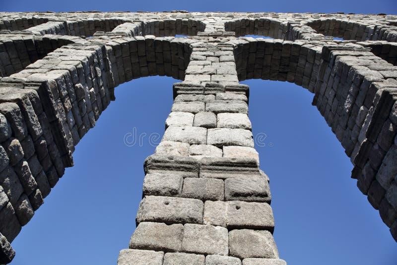 стародедовский мост-водовод римский стоковое фото rf