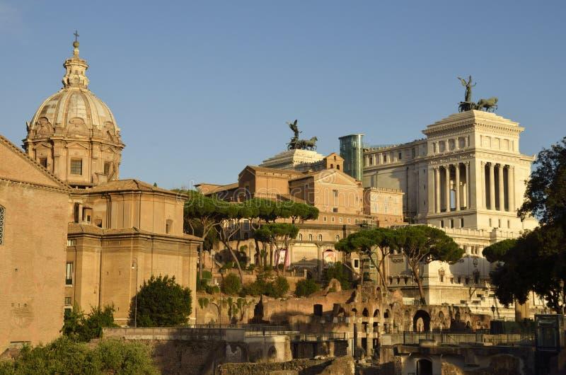 стародедовский rome стоковые изображения rf