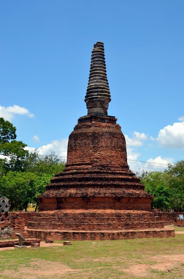 стародедовское буддийское stupa стоковое изображение rf