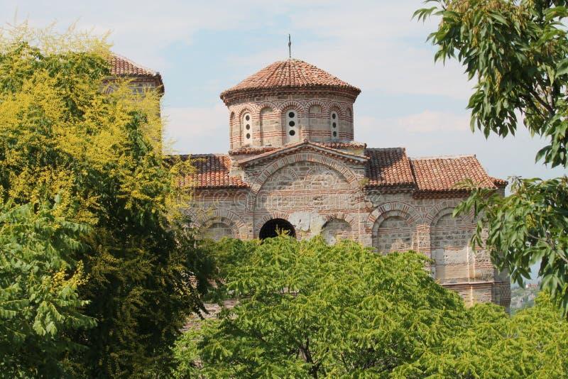 стародедовское здание стоковая фотография rf