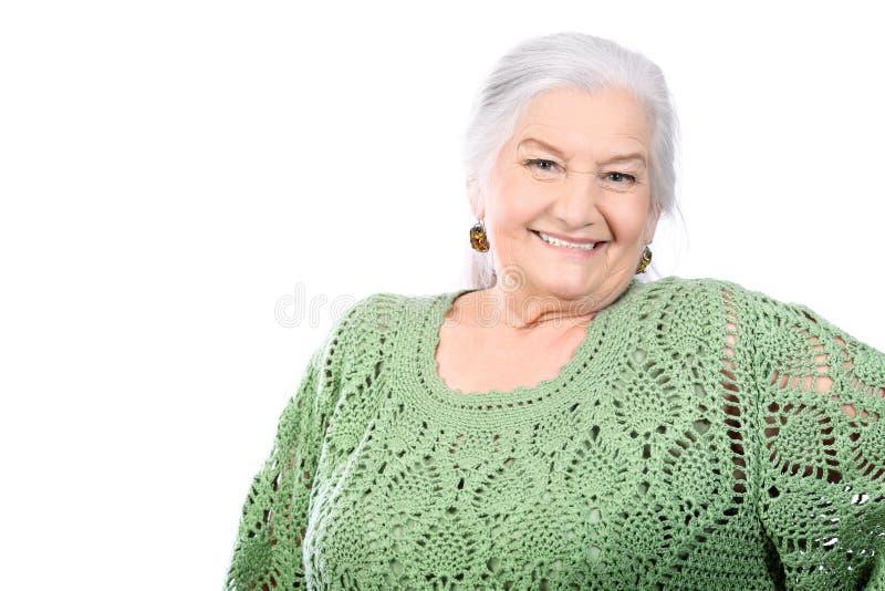 старшая женщина стоковые фото