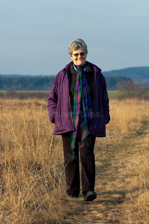 старший повелительницы стоковая фотография
