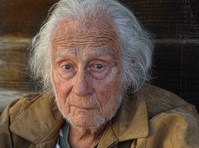 Старший человек стоковые изображения