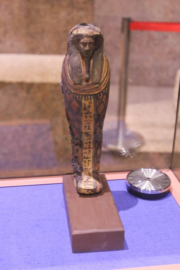 Старые антиквариаты на музее Египте Асуана  Ù стоковое изображение