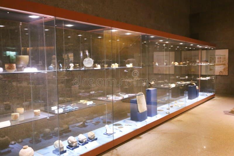 Старые антиквариаты на музее Египте Асуана  Ù стоковые фотографии rf