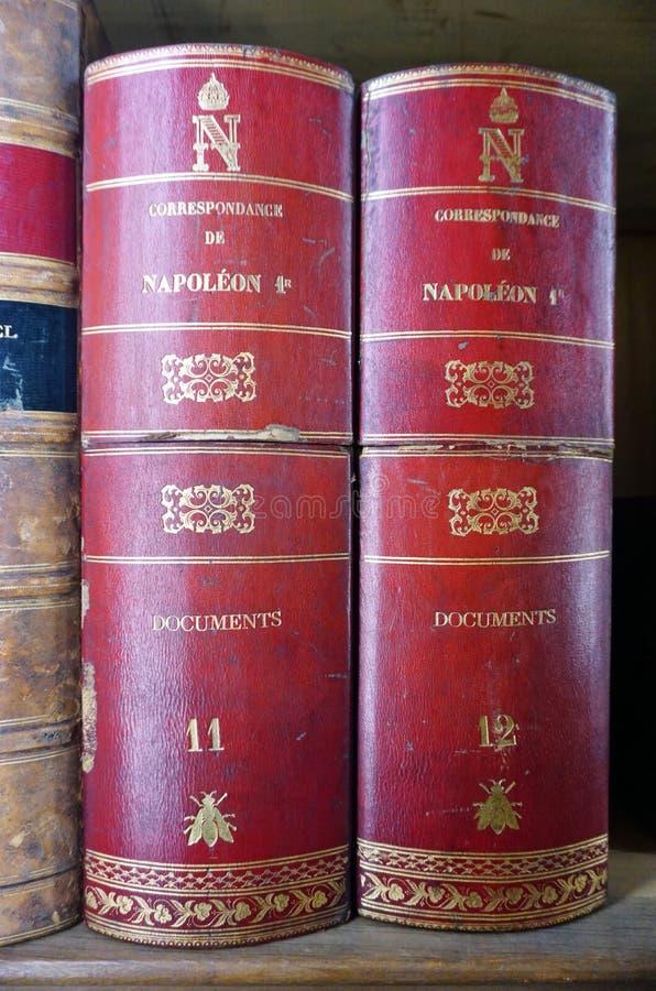 Старые архивы Nationales (национальные архивы) Франции в Париже стоковые изображения rf