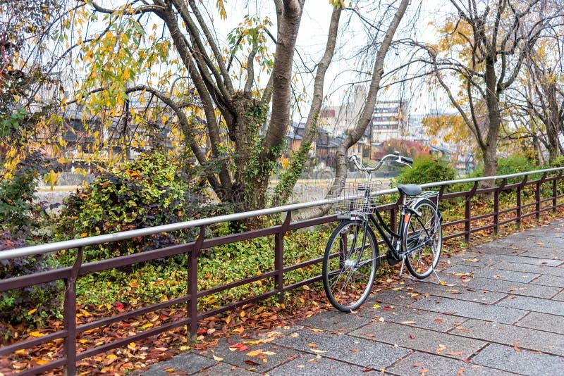 Download Старые велосипеды на дорожке в общественном парке осени Стоковое Изображение - изображение насчитывающей падение, релаксация: 81814581