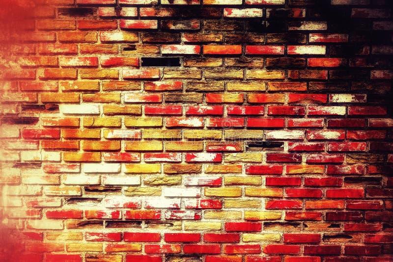Старые винтажные картины плиток стены агашка handcraft от публики Таиланда стоковое фото