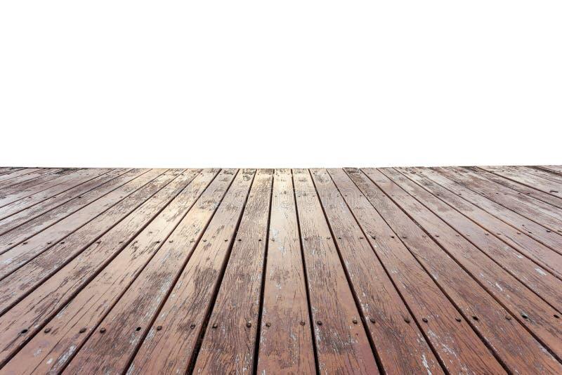 Старые внешние деревянные украшать или справляться изолированный на белизне сохранено стоковое фото rf