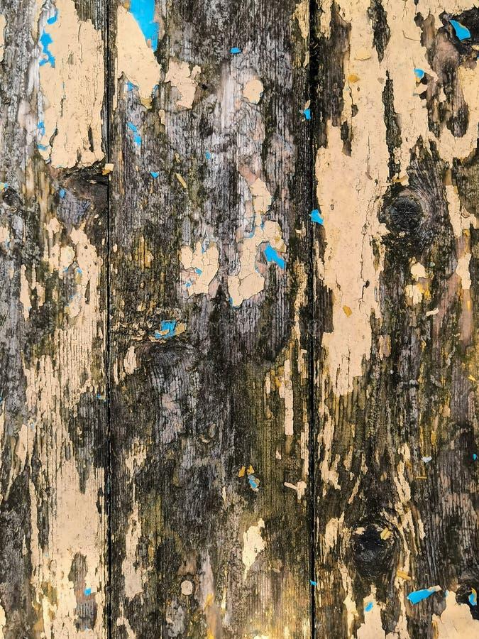 Старые деревянные планки предпосылка, текстура конспекта грязная деревянная стоковое изображение rf