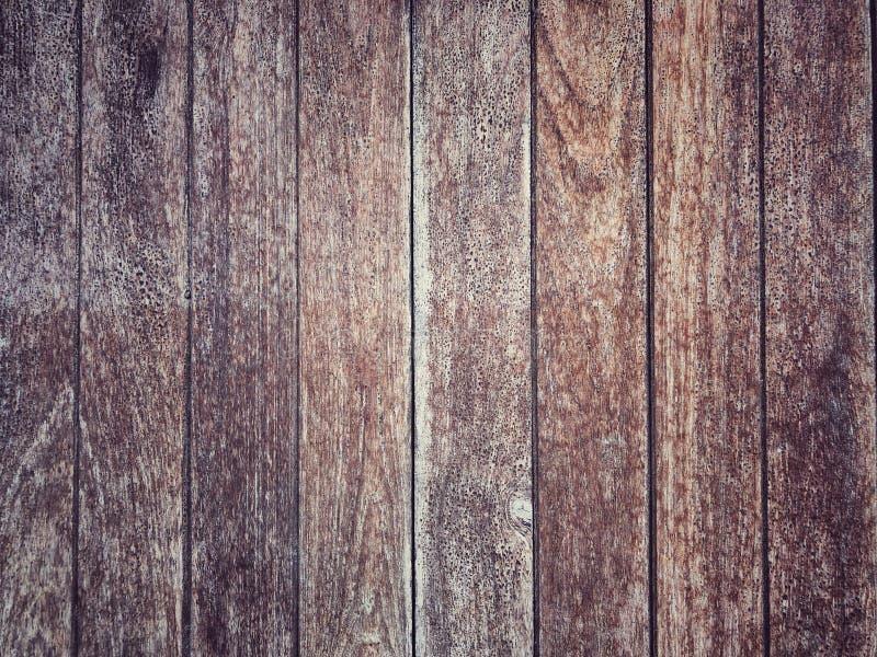 Старые деревянные предпосылки стены и цвет текстуры стоковые изображения