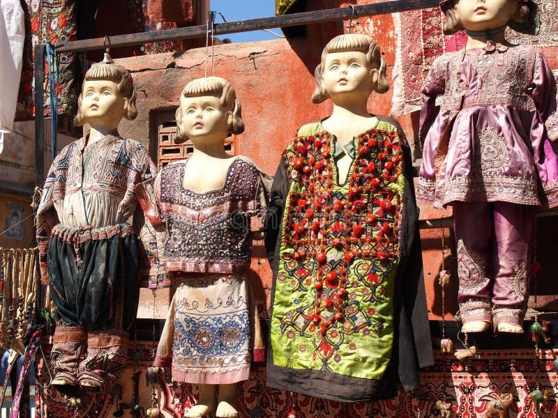 Старые куклы стоковые фото