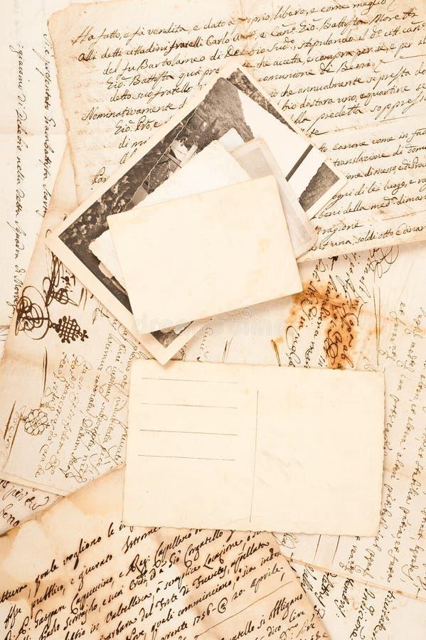 фото старых пись