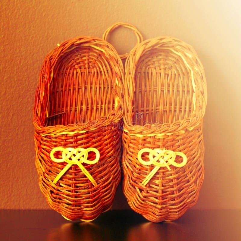 Старые русские ботинки