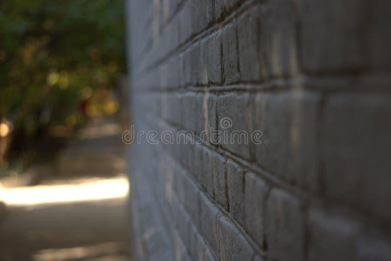 Старые стены 1920s стоковое изображение rf