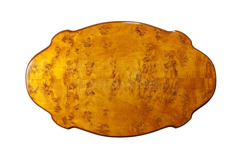 Старые текстура и формы деревянного стола стоковые фотографии rf