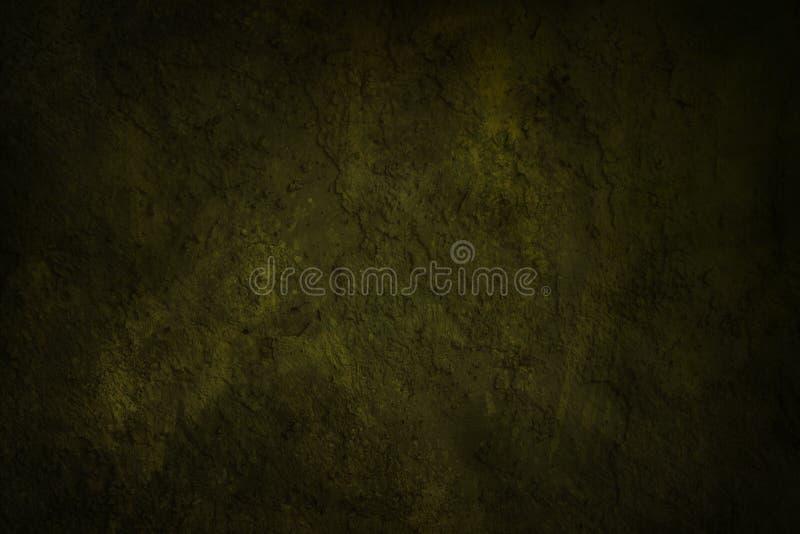 Старые темные grungy предпосылка или текстура стены стоковые фото