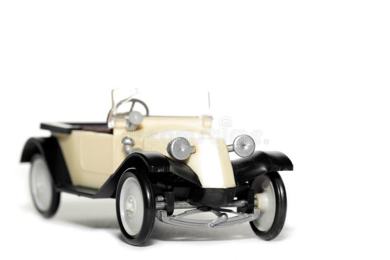 Старый автомобиль Tatra 11 Faeton игрушки стоковая фотография