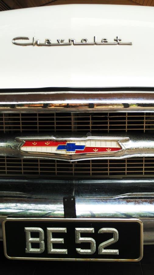 Старый автомобиль Шевроле стоковая фотография rf