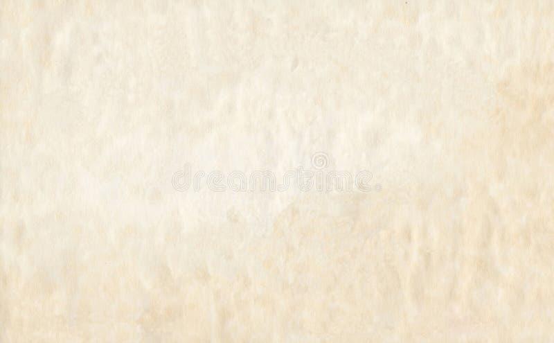 старый бумажный пергамент стоковая фотография rf