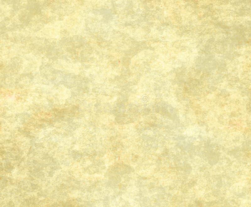старый бумажный пергамент иллюстрация штока