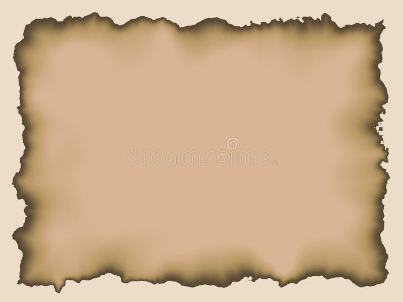 старый бумажный пергамент бесплатная иллюстрация