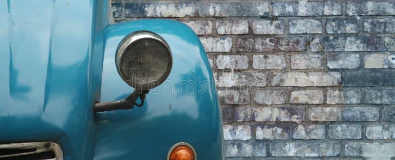 Старый винтажный автомобиль стоковые фотографии rf