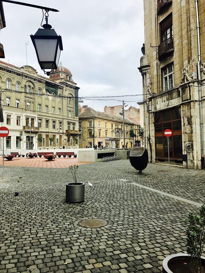 старый городок улицы стоковое фото rf