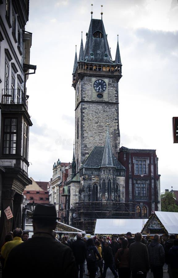 старый городок стоковое фото