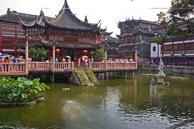 Download Старый город в Шанхае редакционное изображение. изображение насчитывающей highlights - 41657480