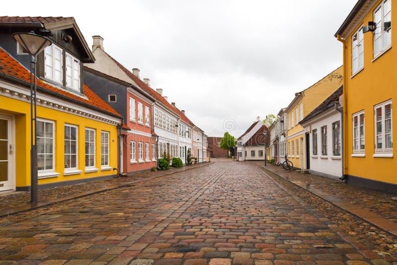 Download старый городок стоковое изображение. изображение насчитывающей европа - 40582919