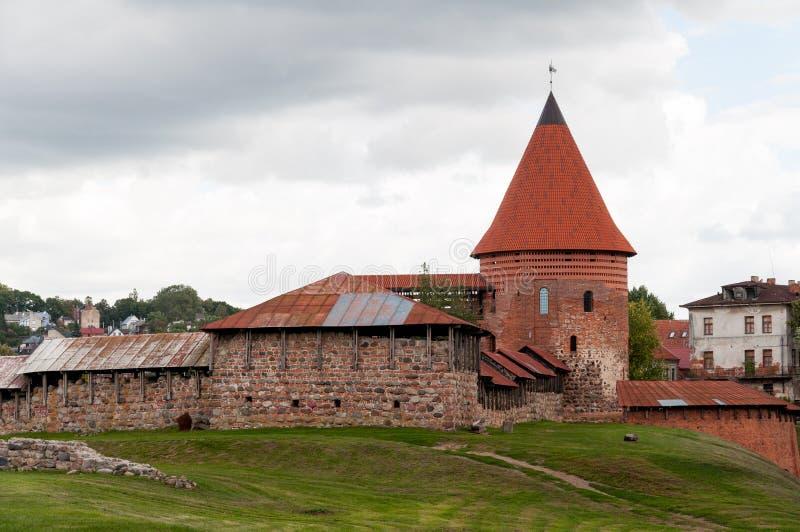 Старый замок стоковое изображение
