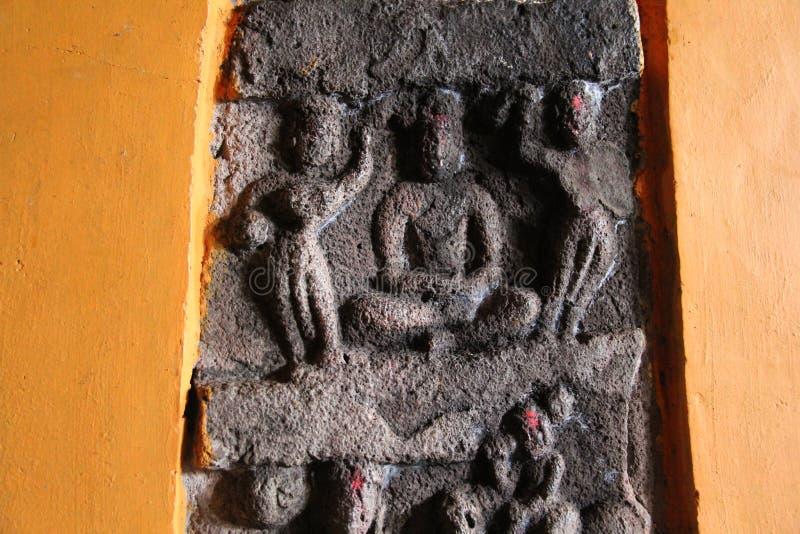 Старый иероглиф стоковое изображение